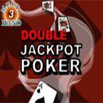 Double Jackpot Poker (3 Hands)